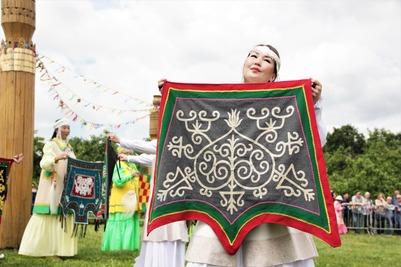 Ысыах  2017 — якутский праздник в Москве