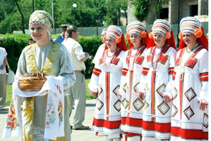 В Самарской области сыграют в мордовские народные игры