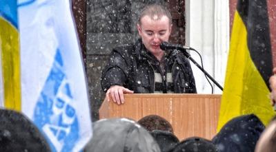"""Один из лидеров движения """"Русские"""" сбежал на Украину"""