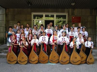 В Ялте вспомнили искусство украинских и кубанских кобзарей