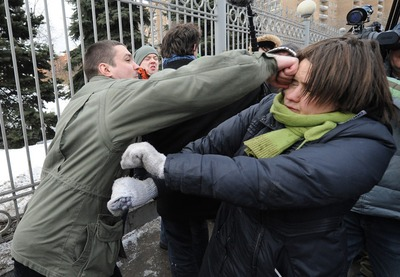 Русского националиста Босых обвинили в экстремизме за цитирование Льва Щаранского