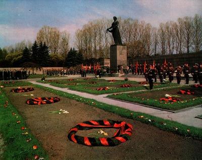 В Петербурге откроют мемориальную плиту памяти чеченцев, защищавших Ленинград