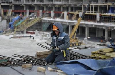 Минтруд предложил ограничить долю мигрантов в строительстве