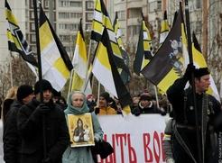 Согласованный Русский марш пройдет в Екатеринбурге