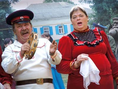 Станица Старочеркасская напомнила миру о казачьих традициях