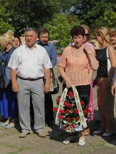 В день 70-летия депортации армян, греков и болгар в Керчи прошел митинг-реквием