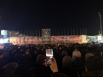 В Якутии прошел стихийный антимигрантский митинг после сообщений об изнасиловании женщины