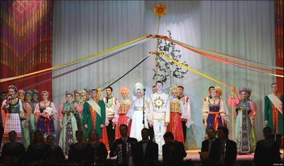 В Коми проведут конкурс по национальным семейным обрядам