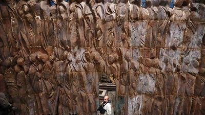 """В Москву для """"Стены скорби"""" доставят камни из мест репрессий в Хабаровском крае"""