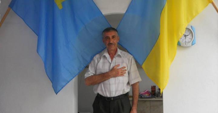 На крымского татарина Кадырова завели дело за сепаратизм