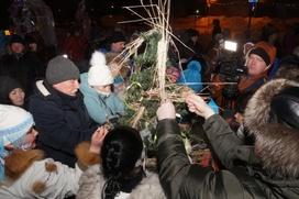 Корякский Новый год Туйгивин отметят в Магадане