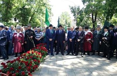 Память жертв Кавказской войны почтили в Адыгее и Кабардино-Балкарии
