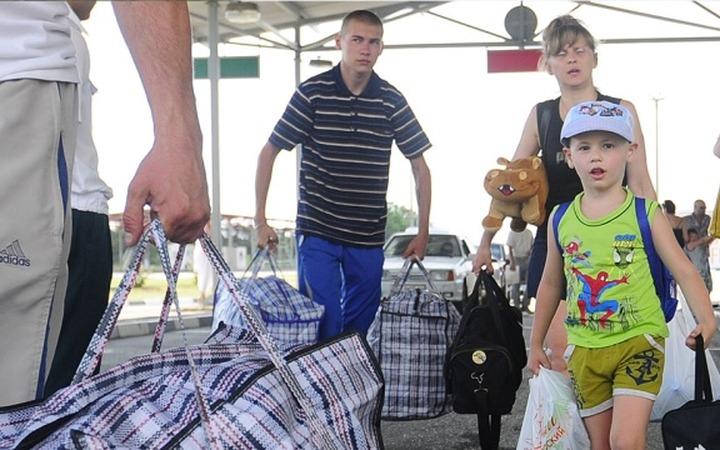 ФМС предложила упростить процедуру проверки беженцев с Украины на экстремизм