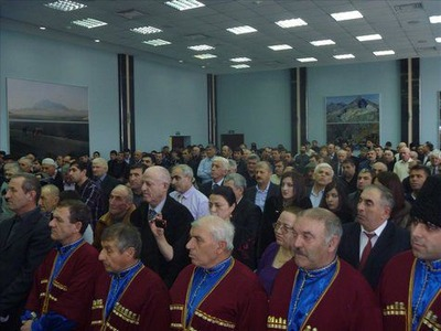 В Чечне создали региональную национально-культурную автономию кумыков