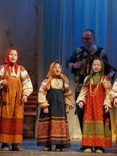 В Туле состоялся фестиваль-конкурс молодых исполнителей народной песни
