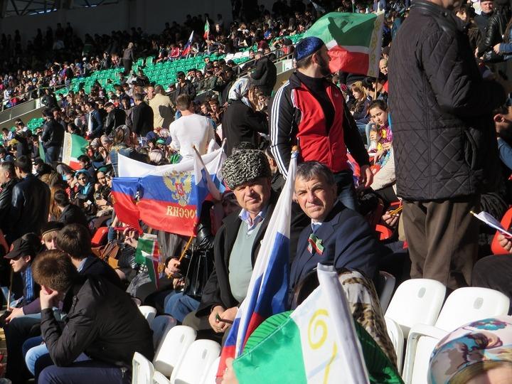 День гражданского согласия и единения в Чечне отметят митингом