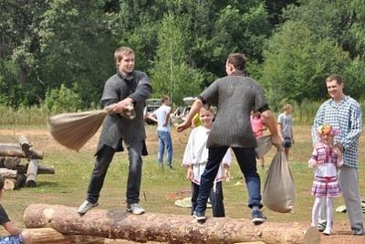 В Оренбургской области провели фестиваль славянской культуры