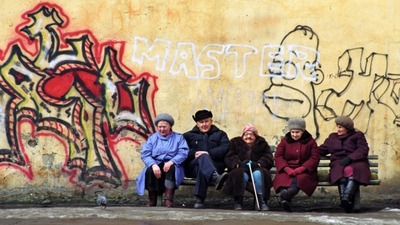 В Тульской области пенсионерку обвиняют в нанесении экстремистских граффити на остановках и заборах