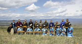 Тувинскую культуру представят в Швейцарии и США