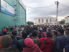 В Сибае задержали участников схода в поддержку башкирского языка