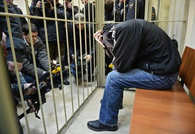 Арест обвиняемого в срыве концерта Макаревича нацбола продлен