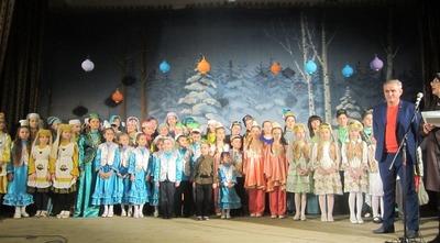 На конкурсе татарского фольклора ждут работы детей из Ульяновской области