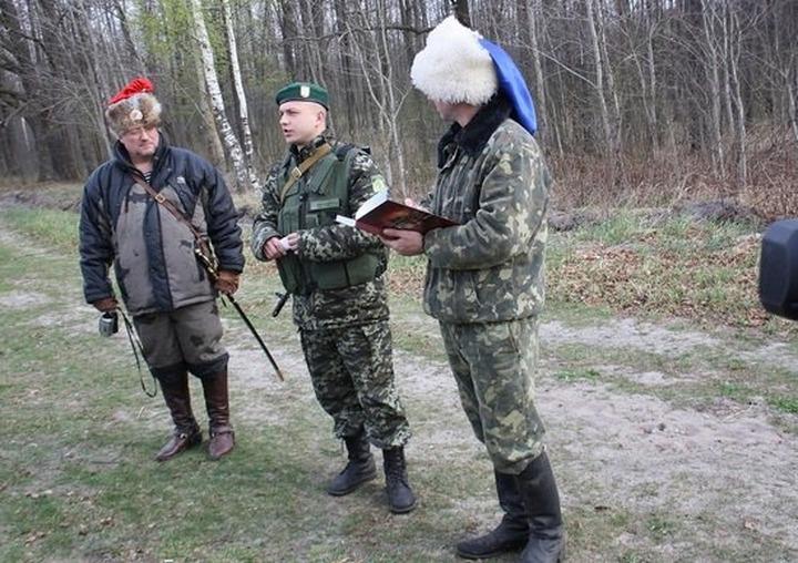 Казаки Ростовской области создадут отряды быстрого реагирования