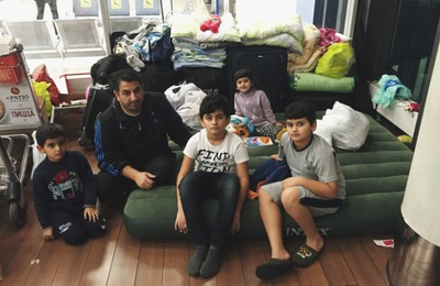 Правозащитники обеспокоены депортацией сирийских беженцев