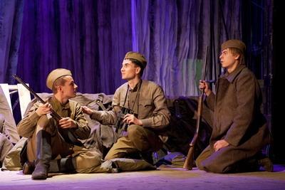 В Перми покажут мюзикл о единстве народов во время Великой Отечественной войны