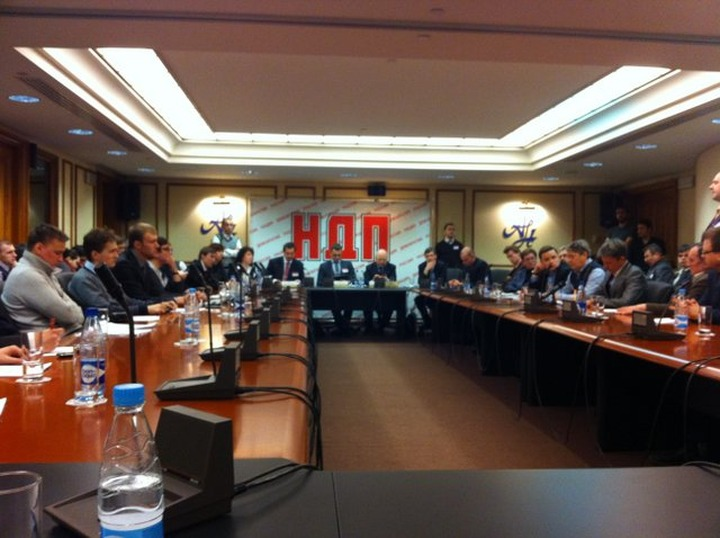 Егор Холмогоров заявил об уходе из Национально-демократической партии