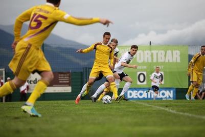 Российские немцы выиграли два матча на чемпионате Европы по футболу среди нацменьшинств