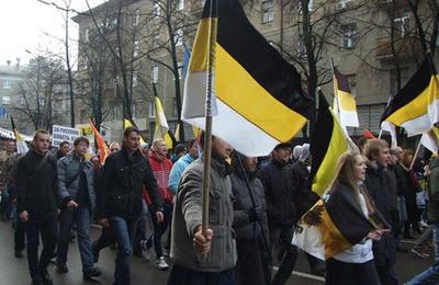 Националисты проведут акцию солидарности с заключенными соратниками
