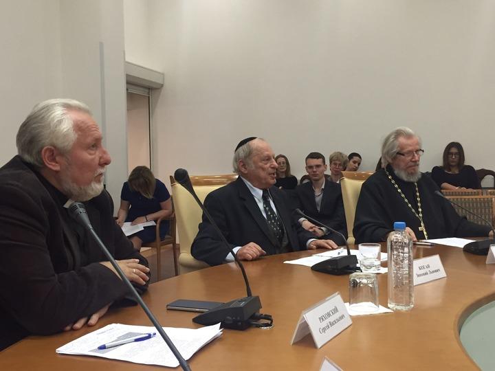 Этноконфессиональные организации обсудили свою роль в гармонизации межнациональных отношений