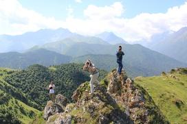 Этноэкспедиция Гильдии межэтнической журналистики в Ингушетию