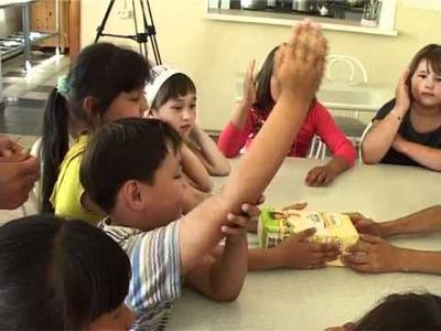 В Кемеровской области открылся телеутский лингвистический лагерь