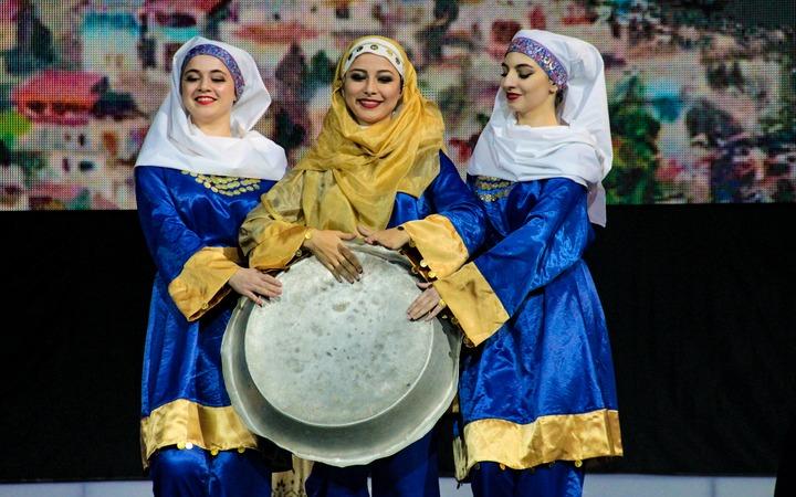 Московский фестиваль культуры народов Кавказа-2017