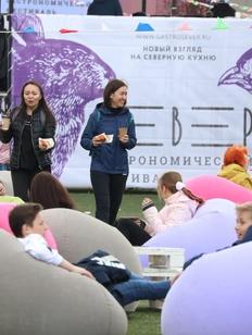 """Панини с олениной попробовали гости гастрофестиваля """"Север"""" в Норильске"""