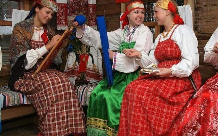 Русский фольклорный фестиваль стартует в Татарстане