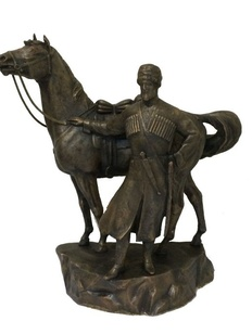 Памятник предводителю черкесов в годы Кавказской войны откроют в Адыгее