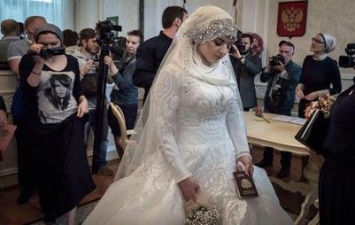 Ведущая свадьбы 17-летней жительницы Чечни: Невеста была грустна согласно традициям