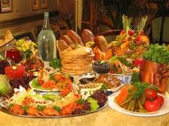 Русская традиционная кухня