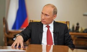 Путин считает нужным советоваться с национальными общинами при освоении территорий России