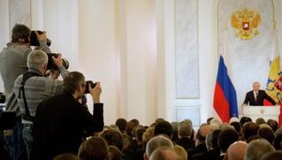Владимир Путин: Поручаю разработать ускоренный порядок предоставления российского гражданства