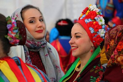 """В Краснодаре пройдет фольклорный фестиваль """"Золотое яблоко"""""""
