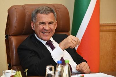 Рустам Минниханов принес присягу на верность многонациональному народу Татарстана