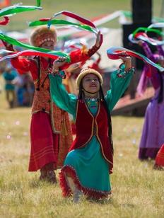 В Хакасии отмечают День Республики