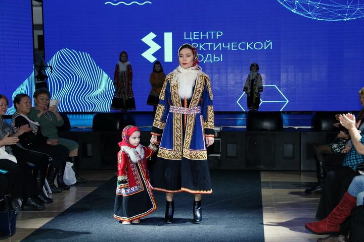 Победителей фестиваля арктической моды назвали в Салехарде