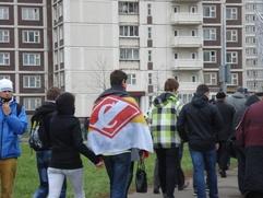 """Фанаты """"Спартака"""" соберутся на митинг в память об убитом мигрантами соратнике"""