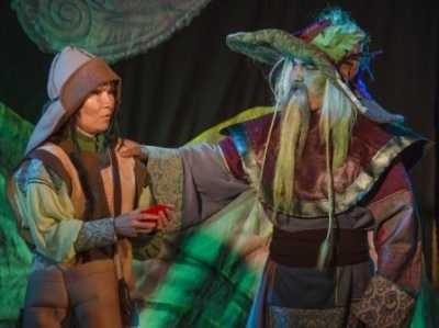 Этнотеатр покажет юным зрителям хакасский онлайн-спектакль в честь Дня защиты детей