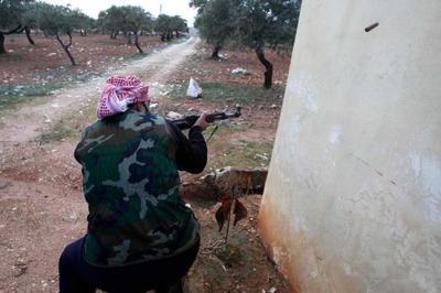 """Канал """"ПИК"""": Чеченцы воюют в Сирии на стороне Асада"""